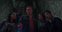 Power Rangers (2017) Becky G, Dacre Montgomery, Naomi Scott, Ludi Lin and RJ Cyler Image 3 (3)
