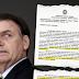 Polícia caça grupo terrorista que ameaça Bolsonaro e ministros