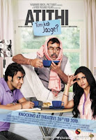 Atithi Tum Kab Jaoge 2010 720p Hindi DVDRip Full Movie Download
