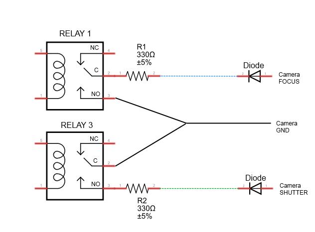 Arduino Basics: DIY Canon Intervalometer using Arduino