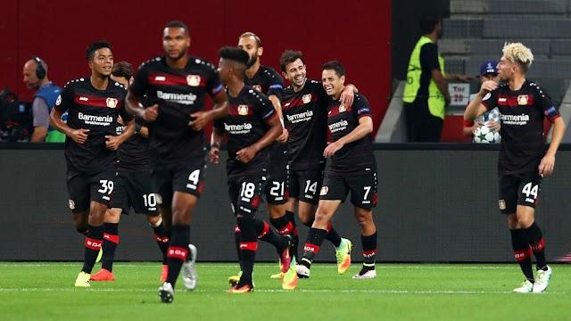 O início de temporada em Leverkusen