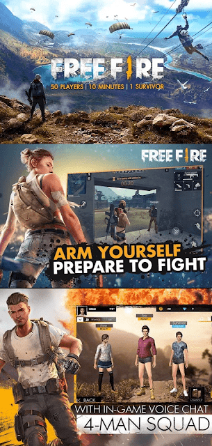 Garena Free Fire - Screenshots