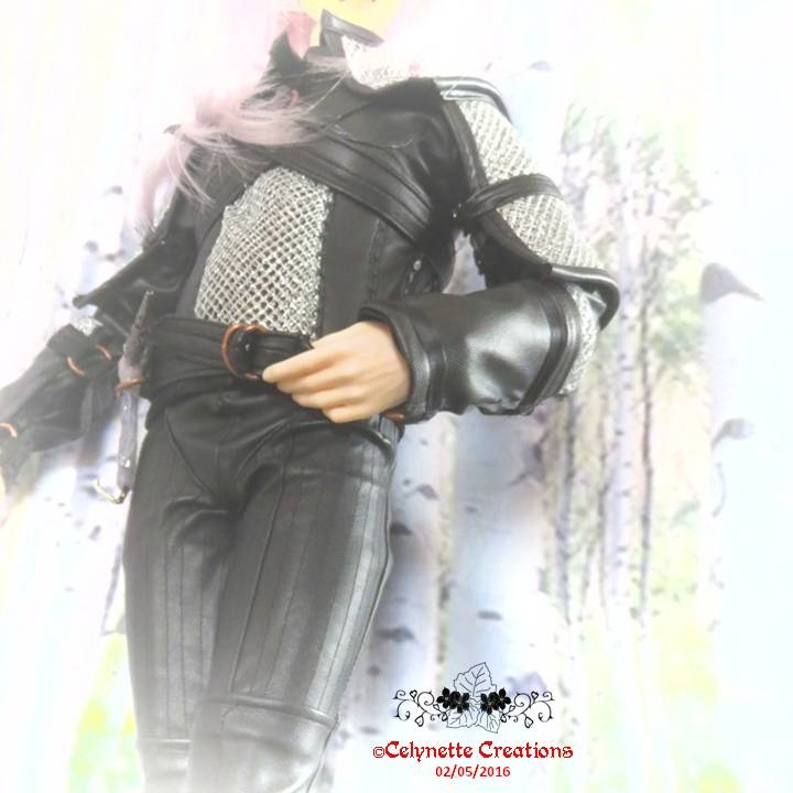 cosplay 3D en couture Diapositive8
