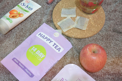 Noera Happy Tea Beauty Tea Review