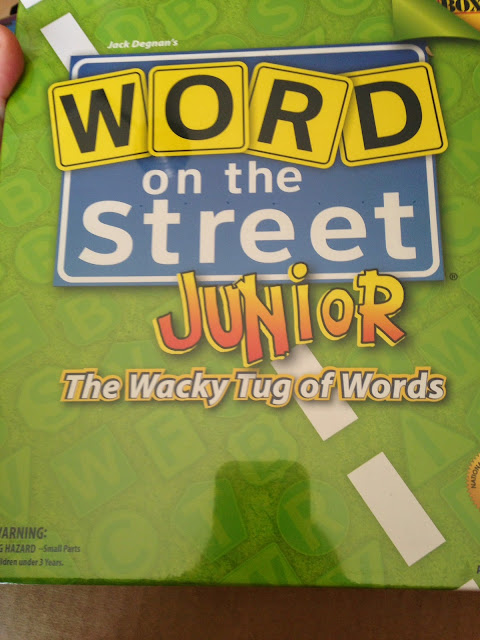 Word on the Street Junior Review by Crafty