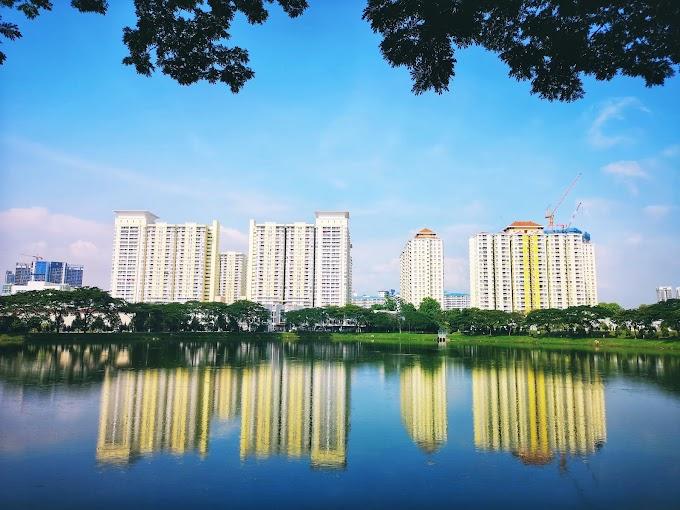 [Moved] Taman Tasik Danau Kota, Lokasi Baru Untuk Riadah