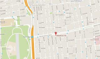 Rey de la Milanesa mapa ubicación