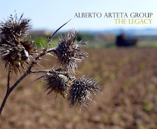 "Alberto Arteta Group: ""The Legacy"" / stereojazz"