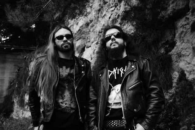 chaoshorde black speed metal