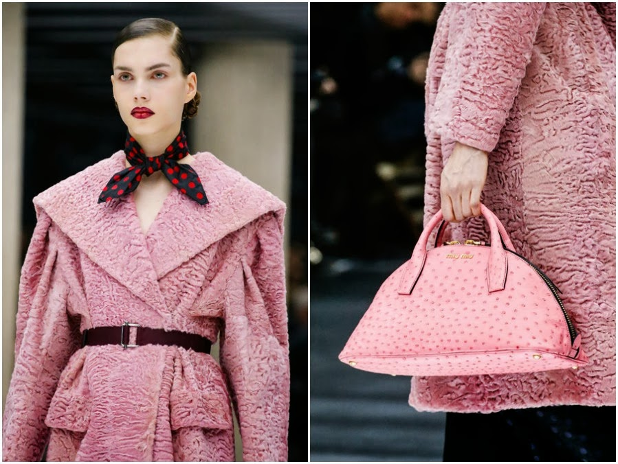 The Fashion Journalist Colour Inspiration Pink