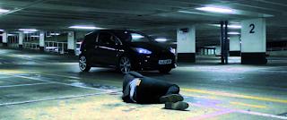 car park scene