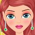 خضراء العيون - العاب تلبيس بنات