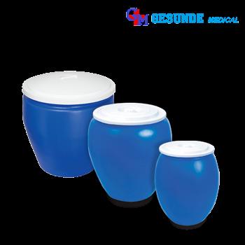 Gentong Penyimpan Air Dengan Penutup | Water Cask With Cover
