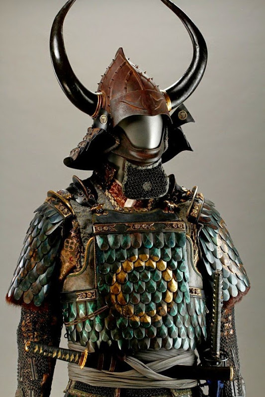 The Last Samurai Ujio Samurai Warrior costume