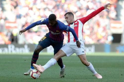 Barca không có được chiến thắng trong những trận đấu tiếp theo