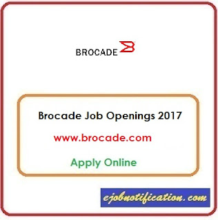 Brocade Hiring Freshers Software Engineer Jobs in Bangalore Apply Online