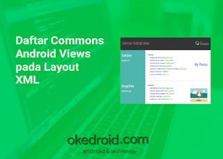 Contoh Codingan Widget Views Android Commons