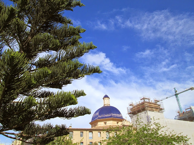 El Museo San Pío V desde el viejo cauce - Paseos Fotográficos