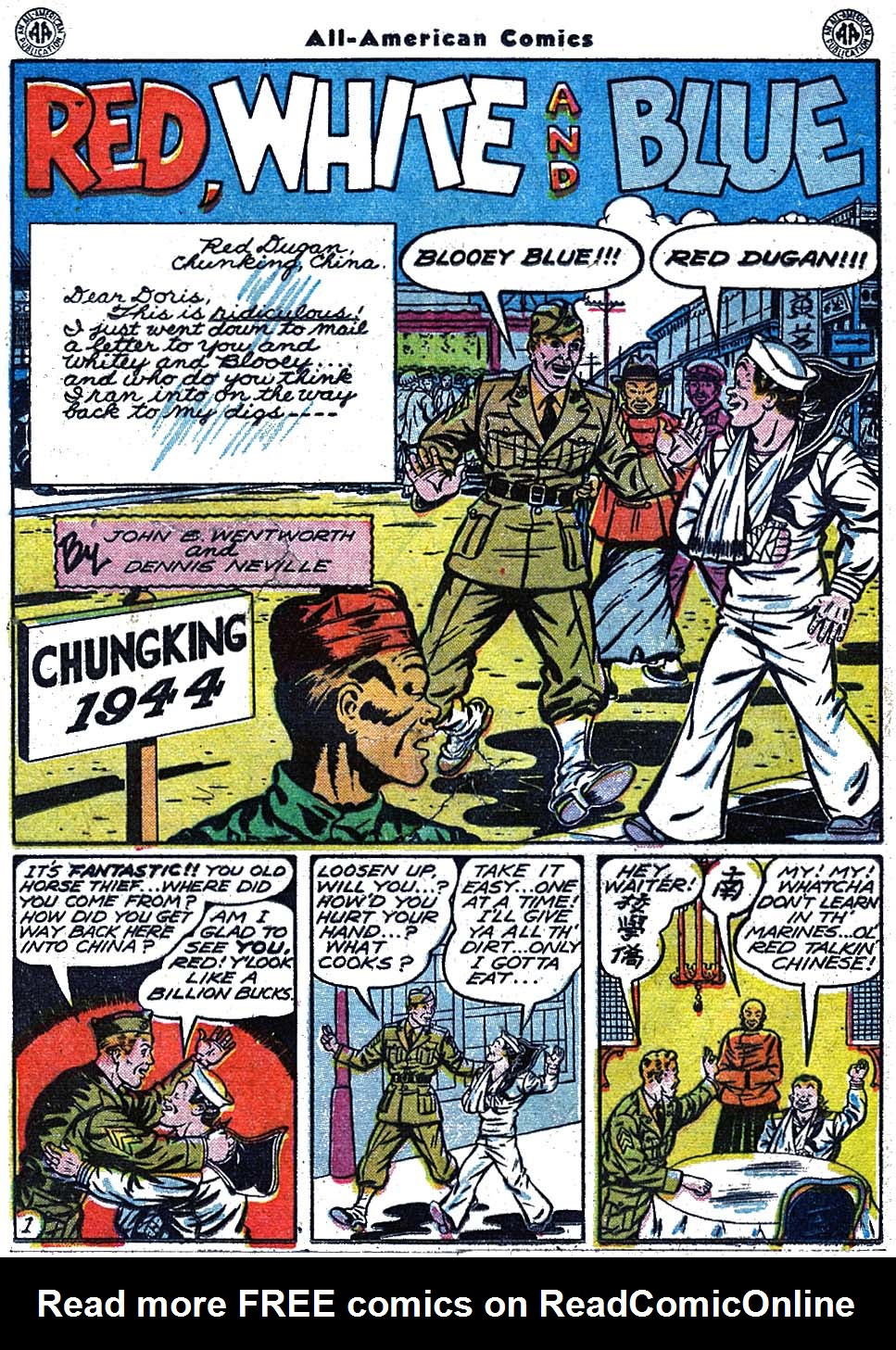 Read online All-American Comics (1939) comic -  Issue #68 - 24