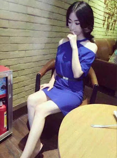 Dress Cantik Model Korea Terbaru
