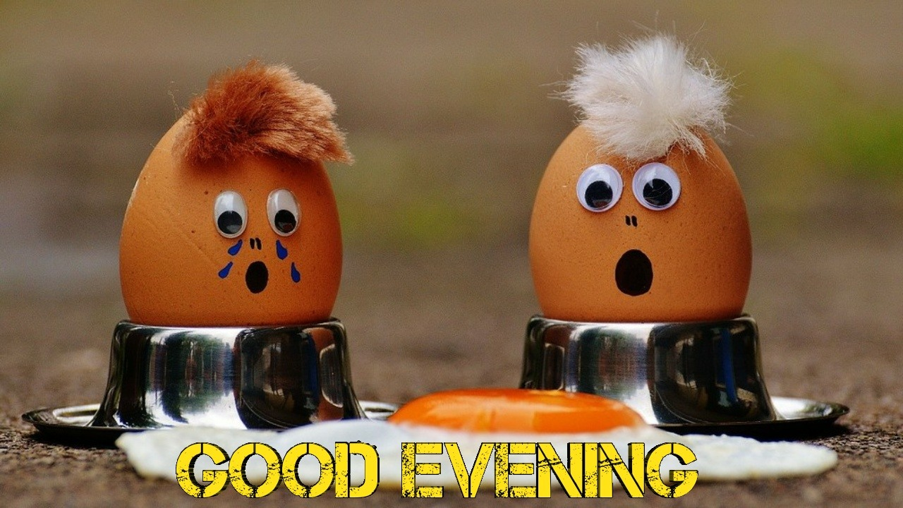 happy evening images