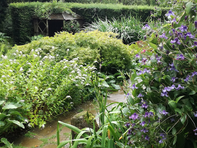 Bog Garden, angielski ogród