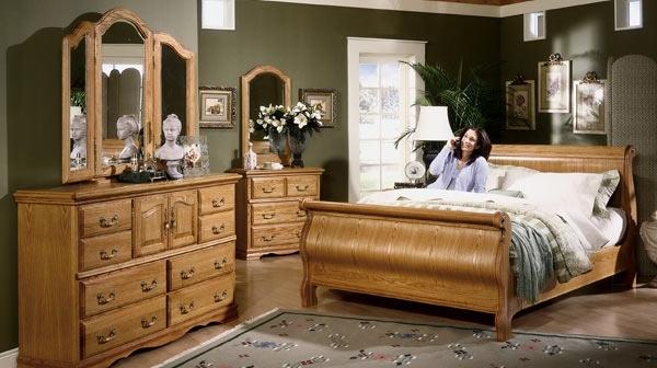 Permalink to 10 Inspirasi Furniture Kayu di Kamar Tidur