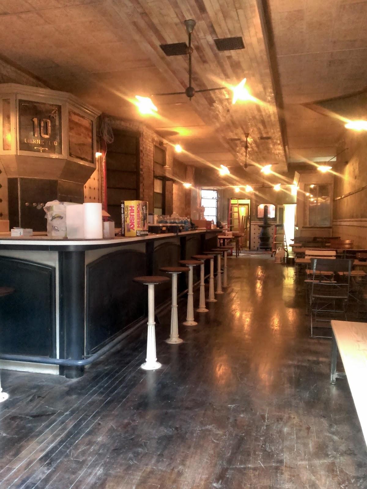 Jersey City Eats: Würstbar Opens Friday