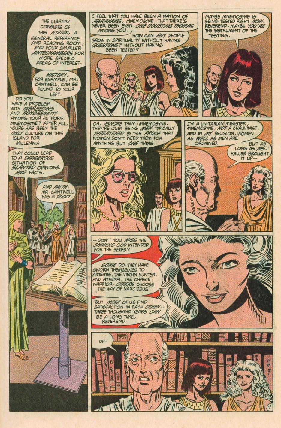 Read online Wonder Woman (1987) comic -  Issue #38 - 8