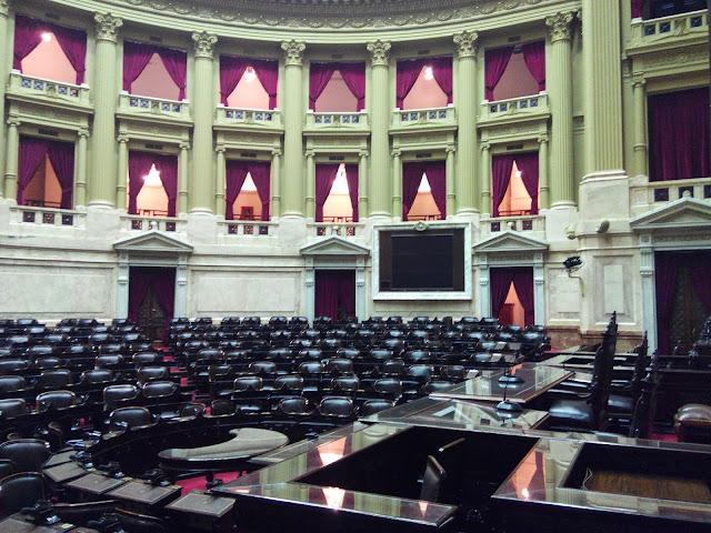 Congreso de la Nación Argentina, Buenos Aires
