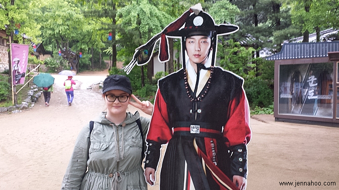 [KOREA TRIP 2016] Korean Folk Village (한국 민속촌) with Lee Jun Ki