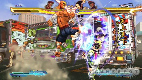 Street Fighter X Tekken (EUR + DLC) PS3 ISO Screenshots #5