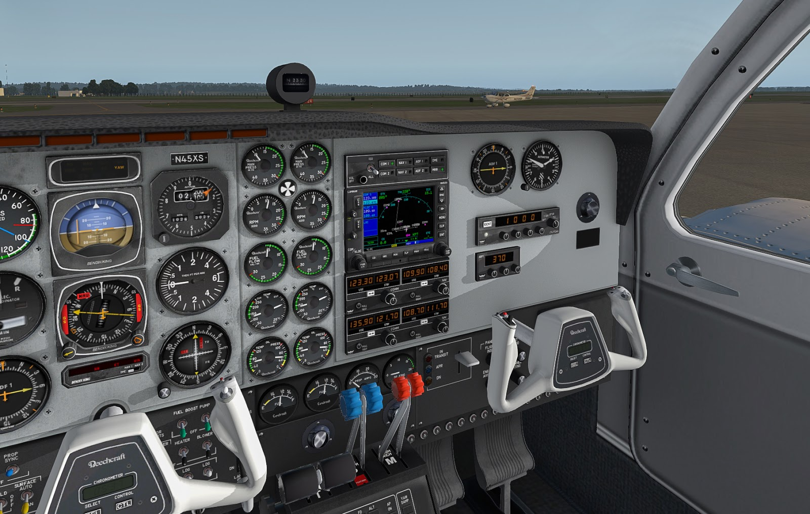Flying Flight Simulators - Introduction for Starters