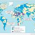 Peta Air Bawah Tanah Global, Tunjukkan Bumi Penuh Air Tawar