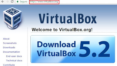 Instalar Oracle VirtualBox