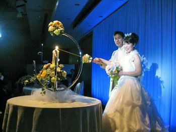 幼なじみの結婚式