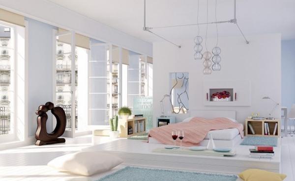Sentuhan Glamor Desain Kamar Tidur Mewah