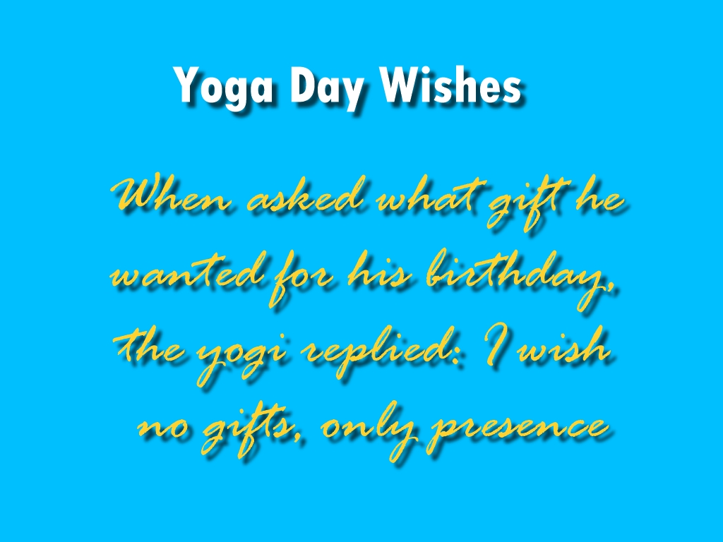Yoga Day Wishes Quotes 50 Quotes For Yoga Day With Images Yoga