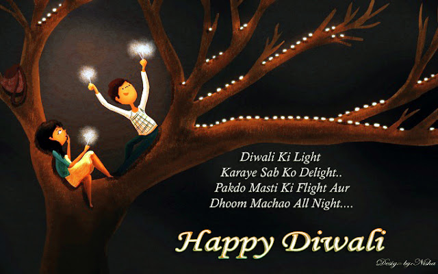 Happy Diwali Quotes for Girlfriend 2018