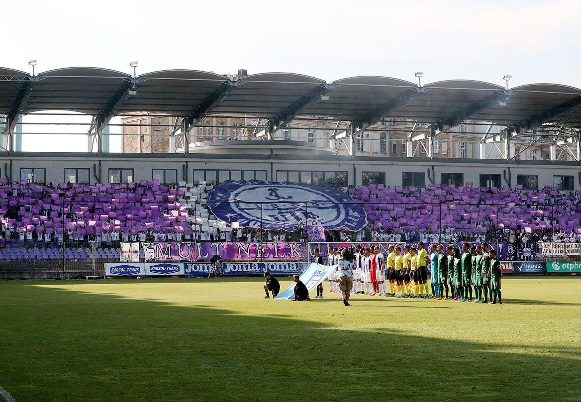 Újpest - Ferencváros 2017.07.23.