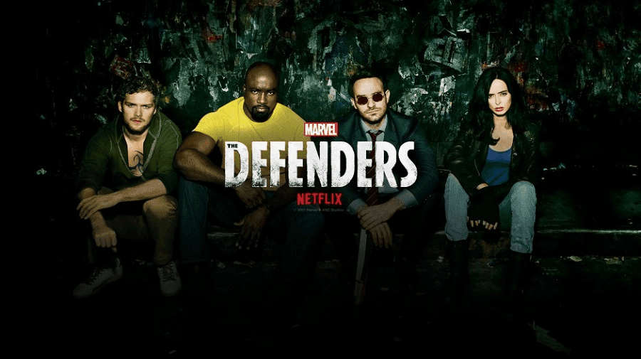 Os Defensores 4K - Ultra HD Torrent Imagem