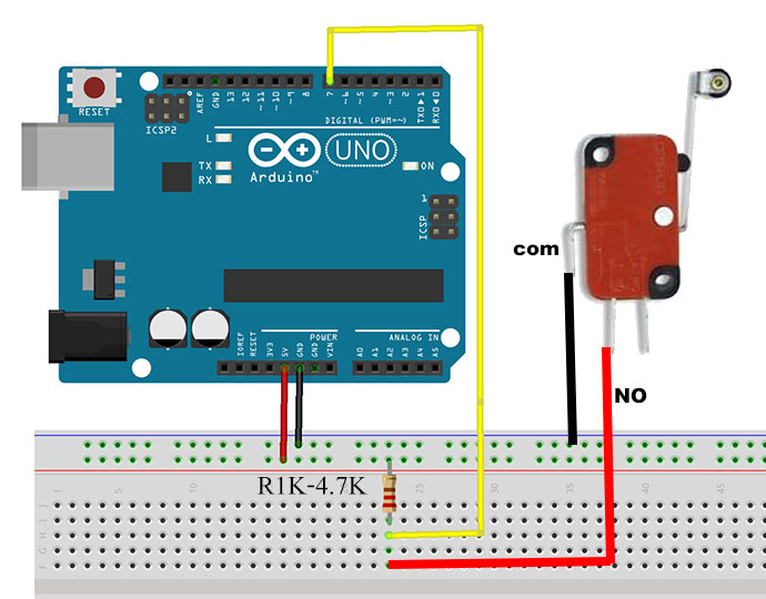 Terrific Control Stepper Motor With Limit Switches Arduino Programming Wiring 101 Capemaxxcnl