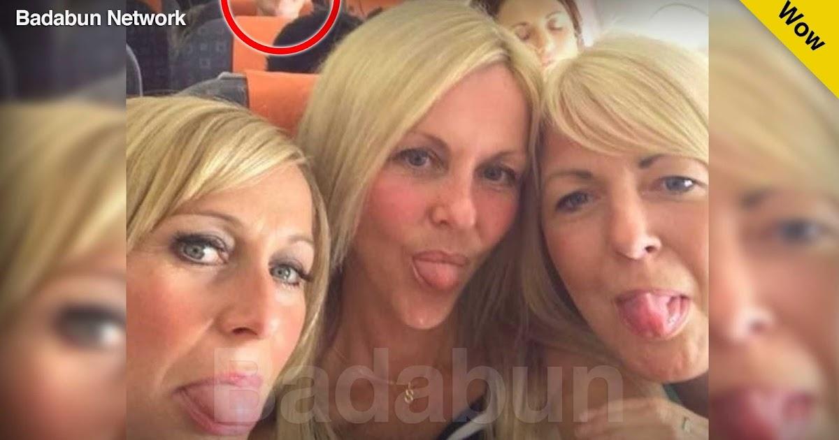 mujeres avion historia selfie 2años despues ninno