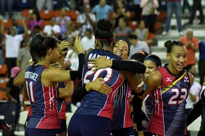 Las Reinas del Caribe derrotan a Brasil y avanzan a la final de la Copa Panamericana