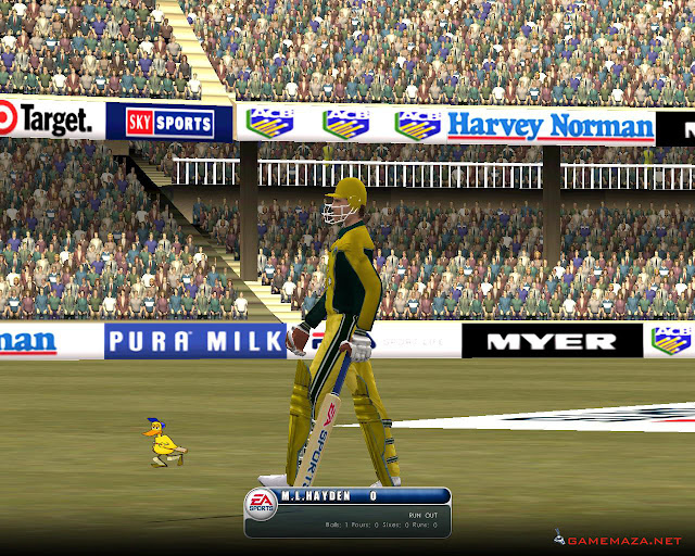 EA Sports Cricket 2002 Gameplay Screenshot 4