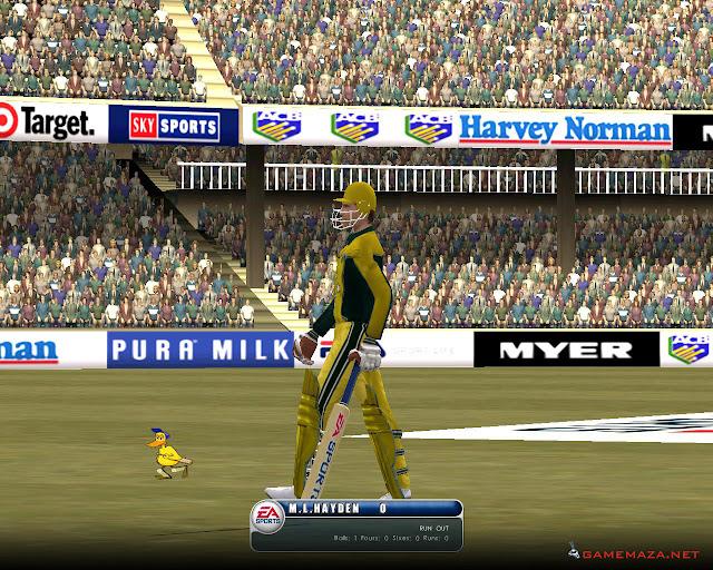 EA Sports Cricket 2002 Gameplay Screenshot 4