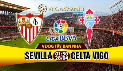 Nhận định, soi kèo nhà cái Sevilla vs Celta Vigo