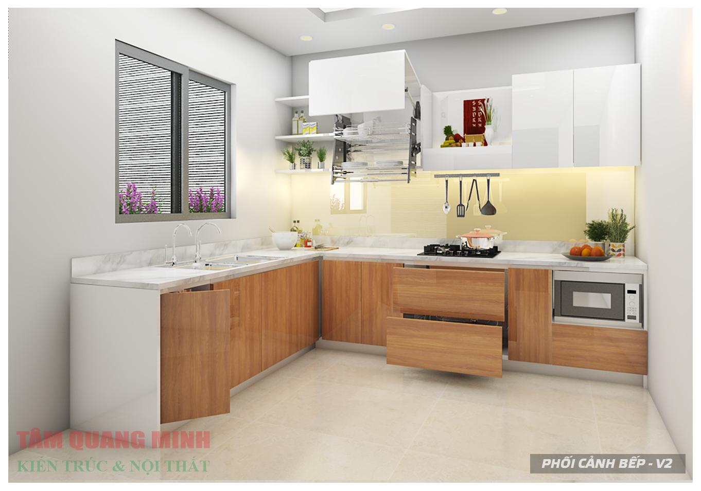 Cách chọn tủ bếp phù hợp với căn nhà của bạn