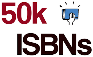 Smashwords bought 50k more ISBNs eBookstore