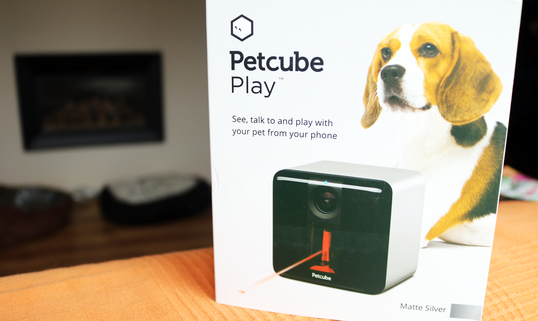 Petcube Play Wireless Pet Camera review